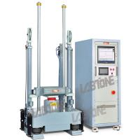 Buy cheap Mechanical Shock Test System for Battery Half Sine Test 150g@6ms and Trapezoidal Wave from wholesalers