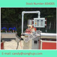 Buy cheap PVC coated Square locked Flexible metal tubing making machine from wholesalers