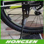 Buy cheap rear rack bike kickstand aluminium alloy road bike rack from wholesalers