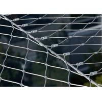 Buy cheap Yuntong Stainless Steel Safety Net / Building Facade Safety Net Size Customized from wholesalers