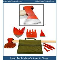 Buy cheap Max axe manufacturer in China, high quality Max axe, multi-purpose axe kit with nylon carring bag perfect forest tool from wholesalers