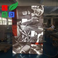 Buy cheap LED Fabric Light Box Good Quality Customized LED Fabric Frame product