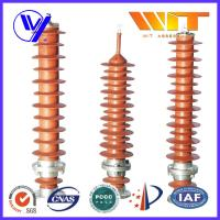 39KV - 51KV Electronic Substation Lightning Arrester with Polymer Housing Manufactures