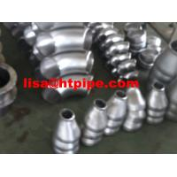Wholesale ASME SB366 UNS NO6600 nickel alloy fittings from china suppliers