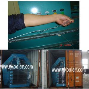 China News paper Baling Machine by NIck baler company on sale