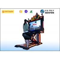 Wholesale Arcade Game Machines Virtual Reality Horse Amusement Park Equipment With VR Games from china suppliers