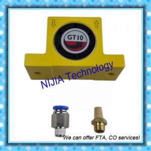 GT8 GT10 Rotary Findeva Vibrators Pneumatic Air Turbine GT8S GT10S