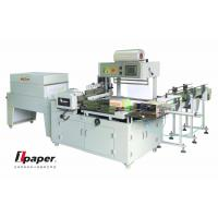 Automatic Box Paper Collective Tissue Paper Making Machine With Stable Running Manufactures