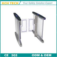 Buy cheap Waist Height High Lever High Speed Fast Speed Turnstile Gate for Subway product