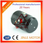 Carbon Brush Micro DC Motor 12 Volt 2KW Outside Diameter 114mm IE4 Efficiency