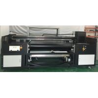 Buy cheap Rioch Gen5 Flatbed High Speed Digital Textile Printing Machine With Belt 120m2 Per Hour from wholesalers