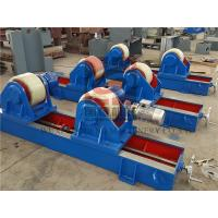 Buy cheap 20T Lead Screw Adjusting Pipe Welding Rotator for Boiler / Pipe Automatic Welding product