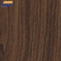 Buy cheap Good Ductility PVC Wood Film  / PVC Sheet Decorative Film For Furniture from wholesalers