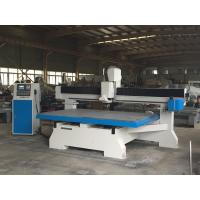 Buy cheap ATC Amluminum Acrylic Moving Table CNC Router Wood Carving Mini Word Processing from wholesalers