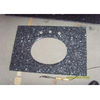 Buy cheap Blue Pearl Black Galaxy Countertop , High Gloss Granite And Stone Countertops from wholesalers