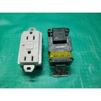 Buy cheap UL GFCI Ground Fault Circuit Interrupter Receptacle/GFCI Receptacle with 125V AC Supply Voltage, 60Hz 20A Current from wholesalers