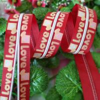 Buy cheap 3# Long Nylon Zippers With Red Printing Tape / Separating Invisible Zipper from wholesalers