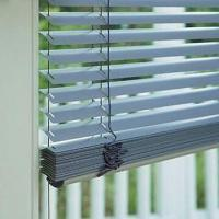 Buy cheap Electric/Motorized Venetian Blind, Made of Aluminum and Wood from wholesalers