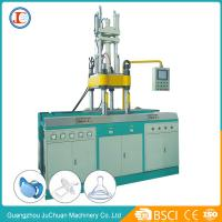 Buy cheap Baby Nipple Liquid Silicone Injection Molding Machine Save Raw Rubber Material from wholesalers