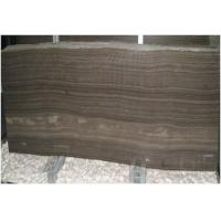 Hottest Dark Colour Wood Marble, Popular Polished Obama Wooden Marble New Product On selling Manufactures
