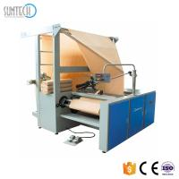 Buy cheap SUNTECH Auto-folding Edges Cloth Rolling and Winding Machine WhatsApp:+8615167191274 from wholesalers