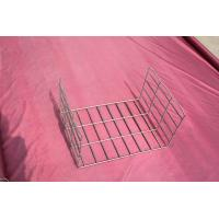 Buy cheap 400*200mm Wire Mesh Cable Tray -stainless steel  Basket Cable Tray With OEM from wholesalers