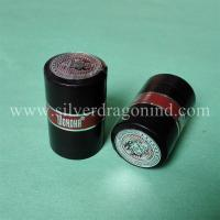 Buy cheap Logo Printed PVC shrink wine capsules from wholesalers