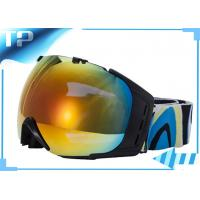 Buy cheap Amber UV REVO Prescription OTG Ski Goggles Polarized For Snow Sports from wholesalers