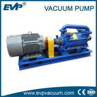 Buy cheap Two stage water liquid ring vacuum pump price on sale, dual stage water ring vacuum pump from wholesalers