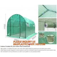 Buy cheap pc aluminum garden green house,portable houses garden green house,China-made new design green house for agriculture/comm from wholesalers