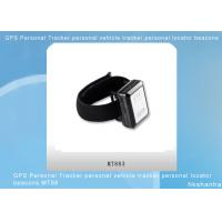 Buy cheap GPS Personal Tracker Car tracker device personal locator beacons MT88 from wholesalers