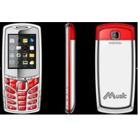 Buy cheap 5100 and 4GB Customized Cell Phones, Bluetooth, Double Torch, Big Speaker, 0.3mp Pixel from wholesalers