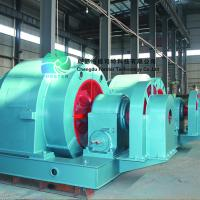 Buy cheap Brushless Hydraulic Water Turbine Generator Alternator For Hydro Electric Plant from wholesalers