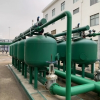 Buy cheap Stainless Steel Media Filter System Reverse Osmosis Membrane from wholesalers