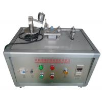 Buy cheap Plug Pins Insulation Sleeves Abrasion Resistance Test Machine IEC60884 Figure 28 from wholesalers