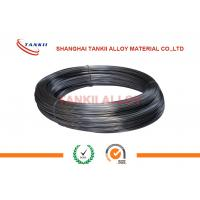Buy cheap Stainless Steel Fecral Alloy Wire 0.7mm 0.9mm 1.0mm With Electric Resistance from wholesalers
