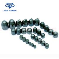 Buy cheap Hard Wearing Spherical Design Tungsten Carbide Inserts For TCI Drill Bits from wholesalers