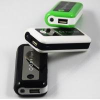 Buy cheap 6000mAh Power bank,mobile USB charger for Mobile phone/Table PC/digital player/Digital camera from wholesalers