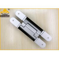 Buy cheap Adjustable Invisible Door Hinges Face Frame Hinges 16.5mm Intermediat Gap from wholesalers