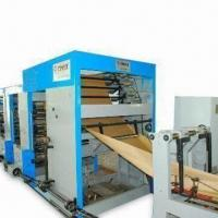Buy cheap Tuber Machine, Making Paper Reels to Paper Tubes, with Servo System Control from wholesalers