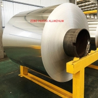 Buy cheap Anti Radiation 1235 0.03mm Industrial Aluminum Foil Rolls from wholesalers