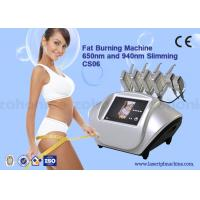 Buy cheap 650nm diode Lipo laser machine / lipo cold laser slimming machine for weight loss from wholesalers