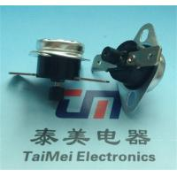 Buy cheap Bimetal Low Temperature Thermostat For Refrigerator Thermal Controlled Switch Electric from wholesalers