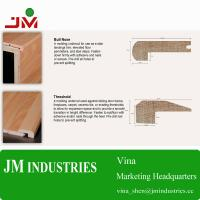 Buy cheap Wood Home Building Material-Wooden Bull Nose AND Threshold/Wooden Mouldings from wholesalers