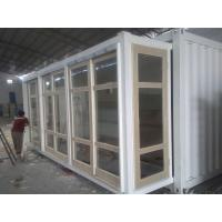 Buy cheap prefab container coffee shop from wholesalers