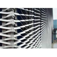 Buy cheap SS304 Expanded Wire Mesh With Multi Shaped Hole Custom Dimension from wholesalers