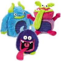 Wholesale Odor Free Plush Pet Toys , Grriggles Grunting Buglies Soft Plush Dog Toys from china suppliers