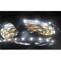 Buy cheap 3528 Epistar SMD LED Strip Light , DC12V / 24V led coloured strip lights 60leds / m from wholesalers