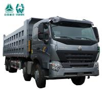 Buy cheap Customized Capacity Mining Dump Truck With Good Cargo Body Structure from wholesalers