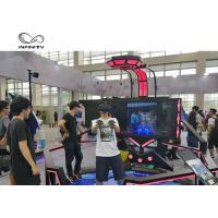Wholesale 56 Inch Display VR Shooting Simulator / 9D Virtual Reality Game Machine from china suppliers